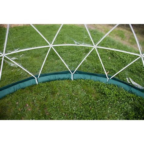 Garden Igloo 360 by The Garden Igloo 360 Dome With Pvc Weatherproof Cover