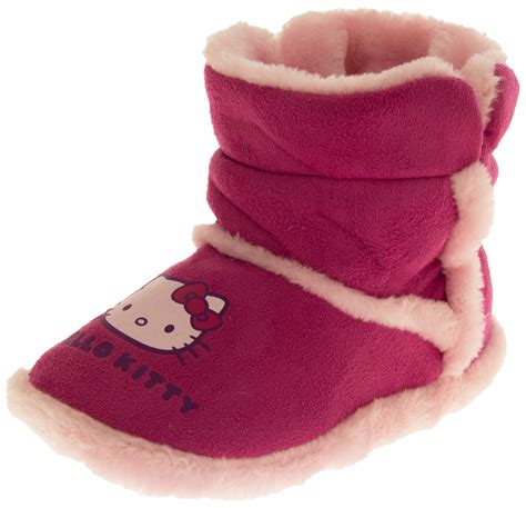hello slipper boots adults hello boot slippers warm cosy fur lined comfy