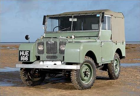 first range rover ever beach auto brokers first land rover series 1 1948 hue 166