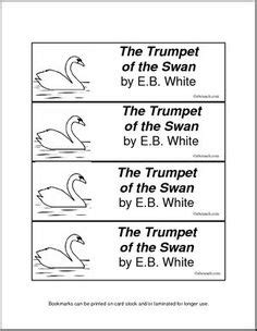 the trumpet of the swan free worksheets dem birds