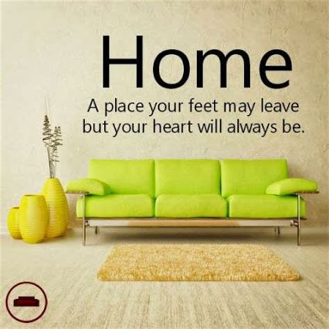 Patio Quotes by Home A Place Your May Leave But Your Will