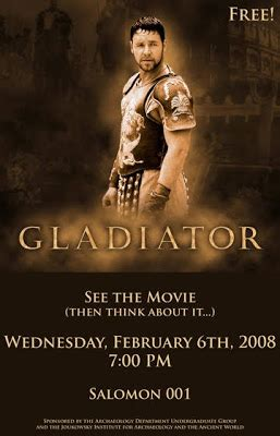 film gladiator gratis free movie poster free gladiator movie poster