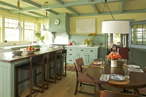 country blue kitchen cabinets 20 country kitchens home dreamy