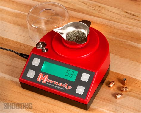 hornady bench scale hornady single stage reloading equipment review shooting