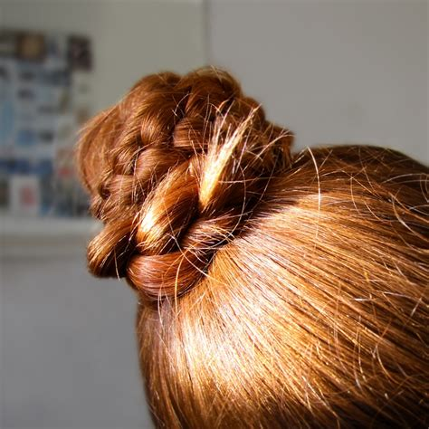 crown rolls braids 10 best images about my hair on pinterest chignons high