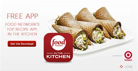 Food Network Giveaways - free food network recipe app annie johnson design love life