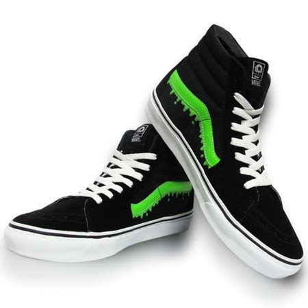 Vans Sk8 Hi X Magical Mosh Misfits Green magical mosh misfitsの検索結果 sumally サマリー