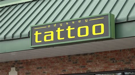 tattoo shops in fayetteville ar shop to help one of their own after attack fort
