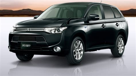 mitsubishi outlander phev battery with battery issues solved mitsubishi doubles production