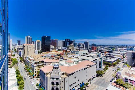 L Post District San Diego by District In Downtown San Diego Active Business District