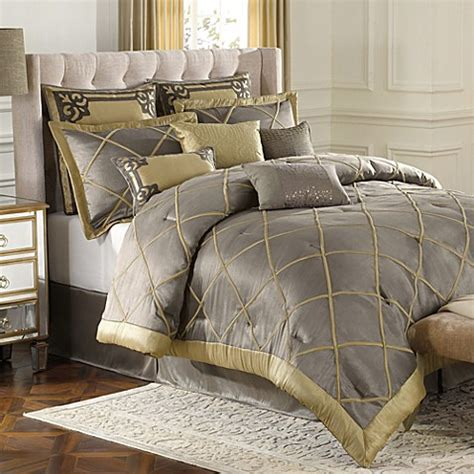bombay bedding bombay garrison 4 piece comforter set bed bath beyond