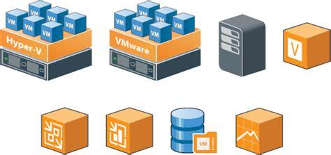 hyper v visio бесплатные шаблоны hyper v и vmware для visio