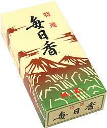 Mainichi Koh Viva Sandalwood Reg nippon kodo traditional incense from essence of the ages