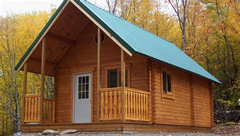 log cabin cottages outdoorsman log cabin for 25 900 home design garden