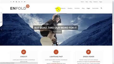 themes enfold enfold wordpress theme youtube