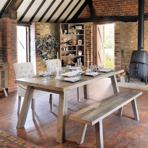 cross leg reclaimed wood  images about dining tables on pinterest