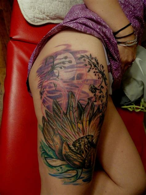 lotus flower cover up tattoo pinterest lotus pin by francis allen on tattoos i have done pinterest