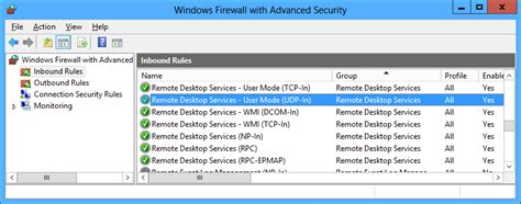 ip port open improve the windows server 2012 remote desktop experience