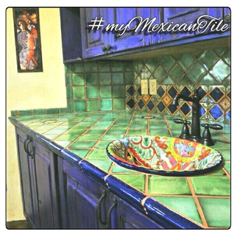 Ceramic Tile Murals For Kitchen Backsplash Mexican Tiles 169 Kitchen Bath Amp Stairs