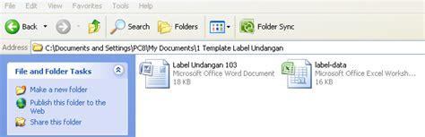 format label 103 untuk undangan template format label undangan 103 untuk membuat label