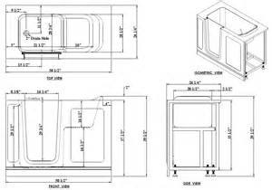 safe step walk in tub specifications myideasbedroom
