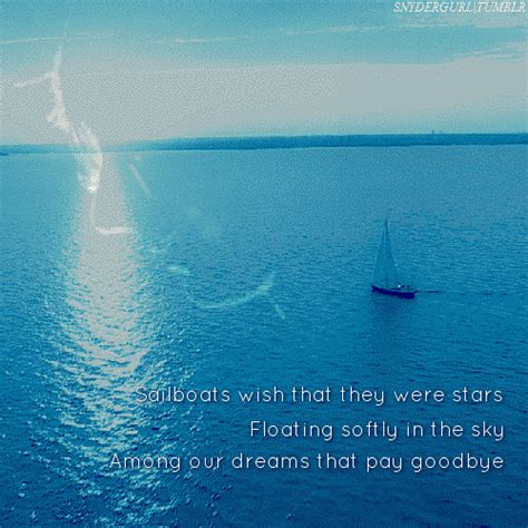 sailboats lyrics sky sailing snydergurl some of the songs on the sky sailing record