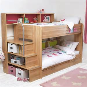 Childrens Bunk Beds With Storage High Sleeper Cabin Beds Children S Beds Mattresses