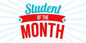 of the month luedloff named january chs student of the month
