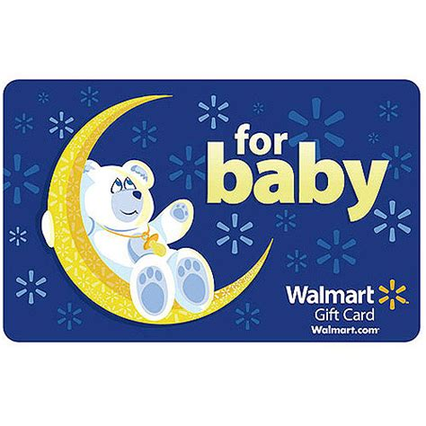 baby walmart gift card walmart com - Personalized Gift Cards Walmart