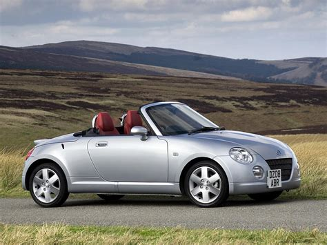 convertible cars daihatsu copen buying guide