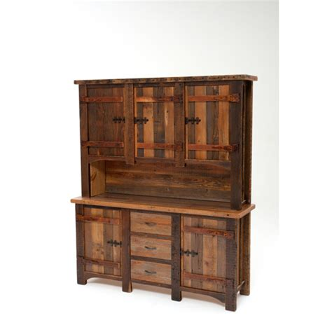 dining room hutches and buffets heritage shady bay 2 piece buffet and hutch with wood