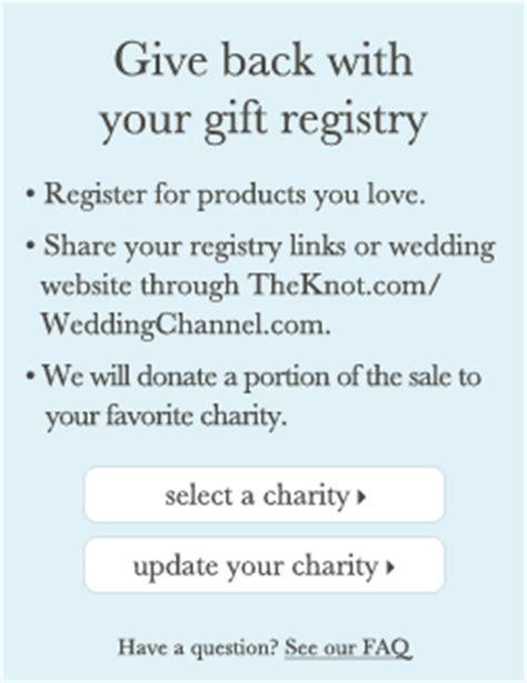 TheKnot.com Funded Charity Program FAQsTheKnot.com