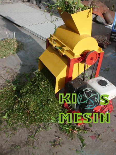 Mesin Pencacah Rumput Halus mesinperajangrumputdanjerami mesin pencacah pengiling