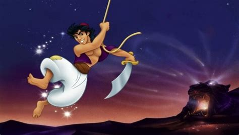 genie character   cartoon aladdin hd wallpaper