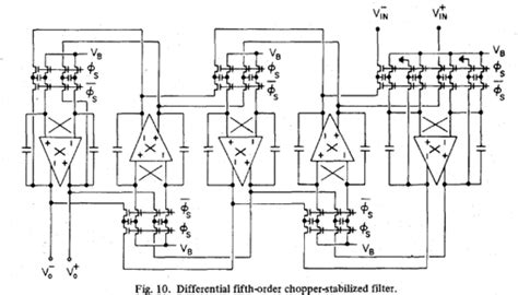 switched capacitor fractional step butterworth filter design switched capacitor fractional step butterworth filter design 28 images 5th order switched