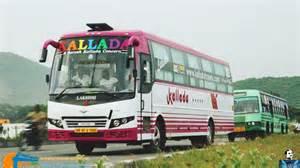 kallada s brand new leyland ac sleeper in trivandrum to