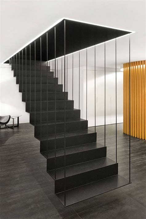 Aluminium Stairs Design Top 25 Ideas About Minimalist Architecture On Stair Design Contemporary Stairs And