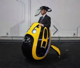 Electric Vehicles Personal Transportation For The Future Hyundai Unveils E4u Concept Personal Vehicle Ubergizmo