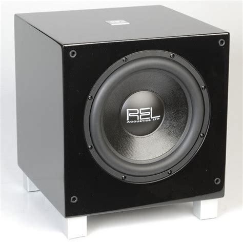 rel serie  subwoofer ultra high  audio  home