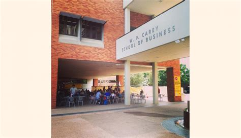 Arizona State Wp Carey Mba by Los Mejores Mba 2015 Foto 1 De 15