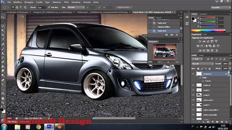 aixam virtual tuning photoshop youtube
