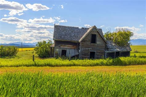 what is a field house old house in a field wallpapers and images wallpapers pictures photos