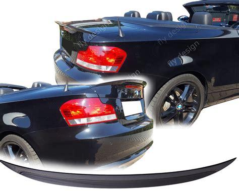 Bmw 1er Coupe Performance Heckspoiler by Bmw E82 Cabrio Tuning Spoiler Heck Fl 252 Gel Sport 1er