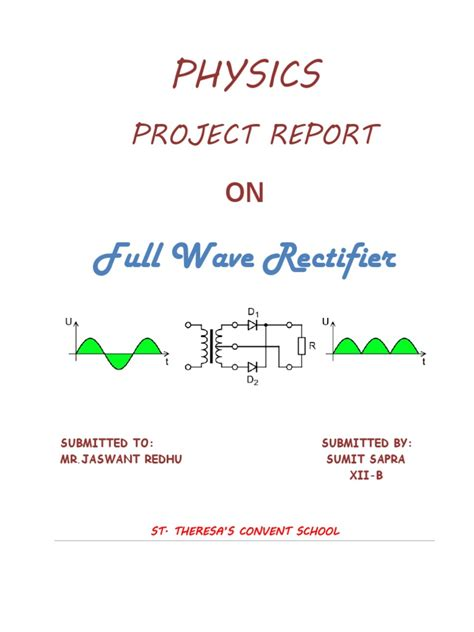 project on capacitor for class 12 physics investigatory projects for class 12 cbse high school students transformers project