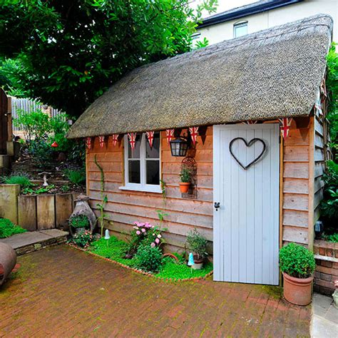 shed   year competition reveals rise  garden home