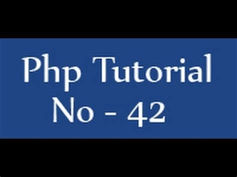 tutorial php get post php tutorials for beginners 42 use isset function with
