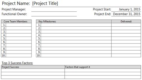 Create An Action Register In Excel Robert Mcquaig Blog Project Lessons Learned Template