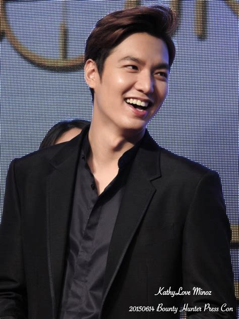 film lee min ho full movie quot bounty hunters quot lee min ho quot it s going to be a fun movie
