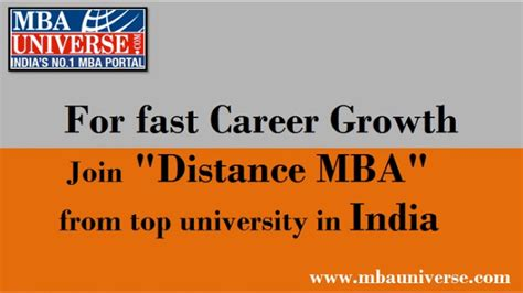 Best Alternative To Mba by Distance Mba An Answer To Your Mba Needs At Low Cost