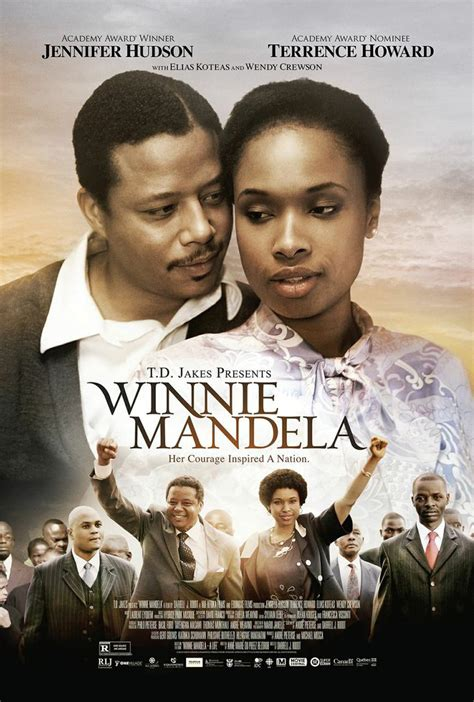 mandela biography film exclusive jennifer hudson talks winnie mandela
